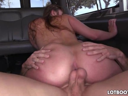 Big ass girl pounded for cash