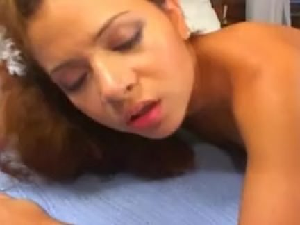 Sweet girl gets it in her ass